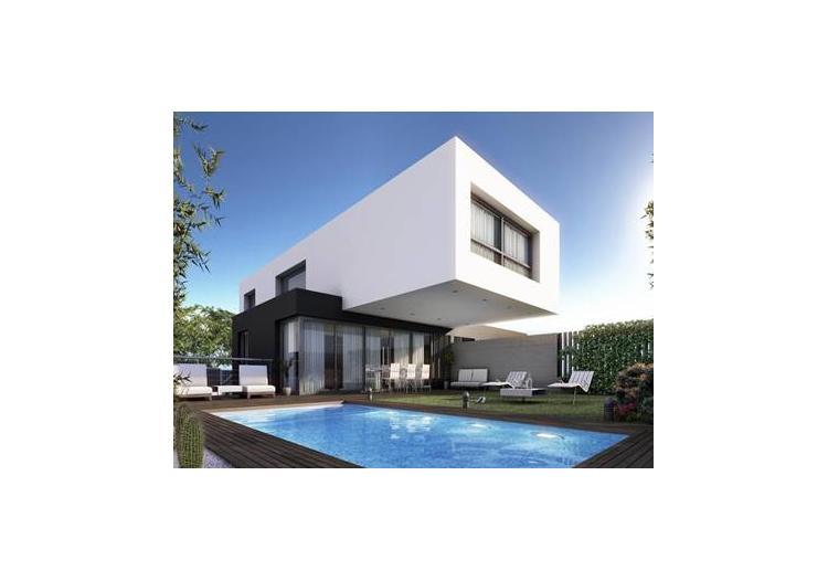 Demo max immo productsite oud turnhout moderne villa prachtige nieuwbouwwoning casco - Foto gevel moderne villa ...